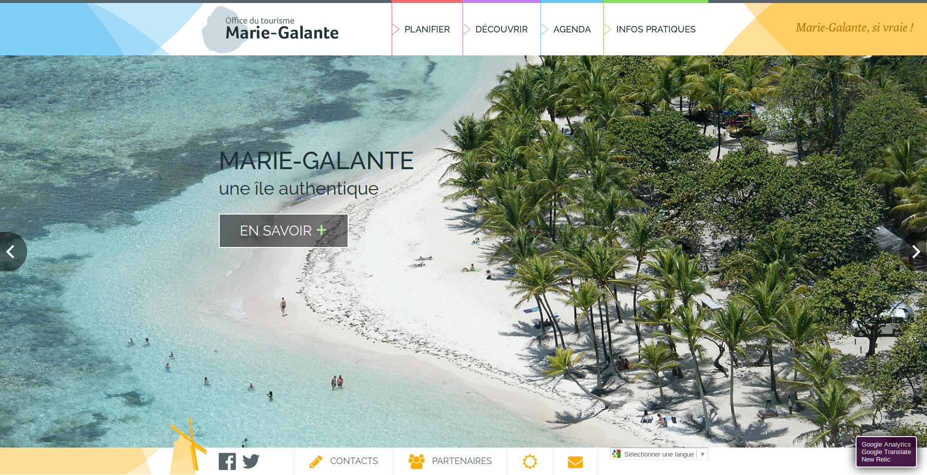Office de Tourisme de Marie Galante